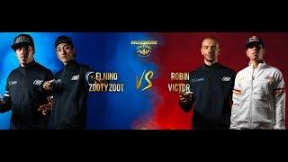 El Nino & Zooty Zoot vs Robin & Victor   Final   World War   BIS 2018