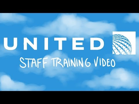 United Airlines: Training Video
