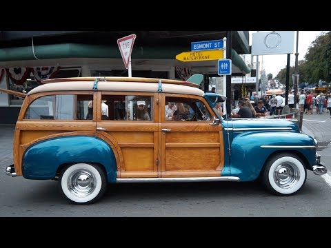 2018 Americana Cruise NZ Part 2: Classic Restos - Series 37