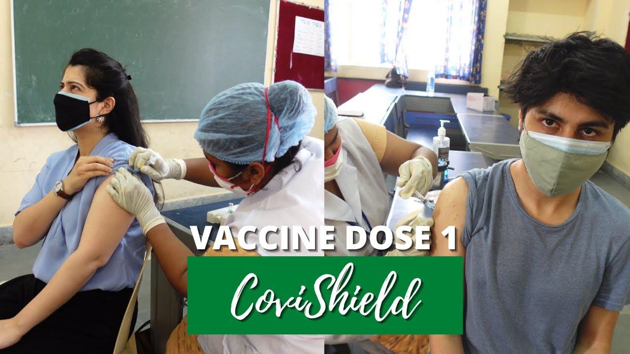 Hum vaccine ke liye gaye aur Keechoo ko @The Sethi Family ne sambhala