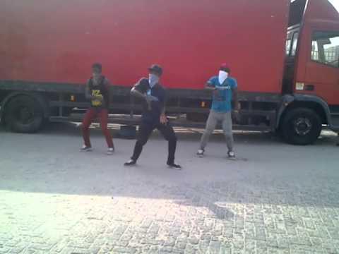 Faceless krew - K9 KOKOMA dance competition winners!!!