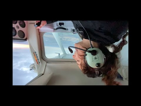 Maddie Loops The Cessna 150?!