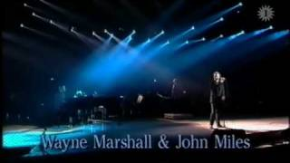 John Miles & Wayne Marshall - All by myself (NotP 1997 Antwerp)