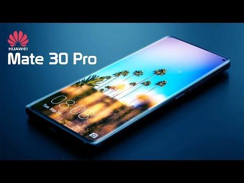 Huawei P30 Pro - МЕГА СМАРТФОН 2019 ГОДА!!! // Сгибаемый Huawei Mate X - ОФИЦИАЛЬНО!
