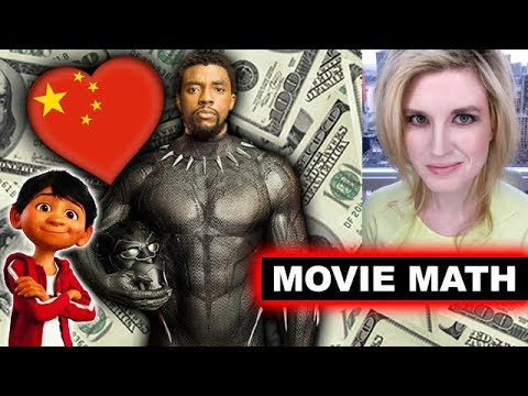Box Office for Coco in China, plus Black Panther safeguard?!