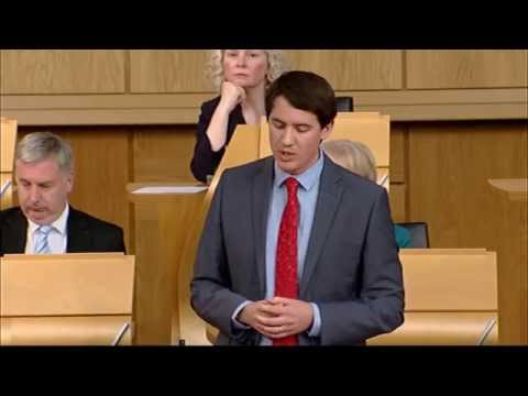 Afternoon Plenary - Scottish Parliament: 17th September 2015