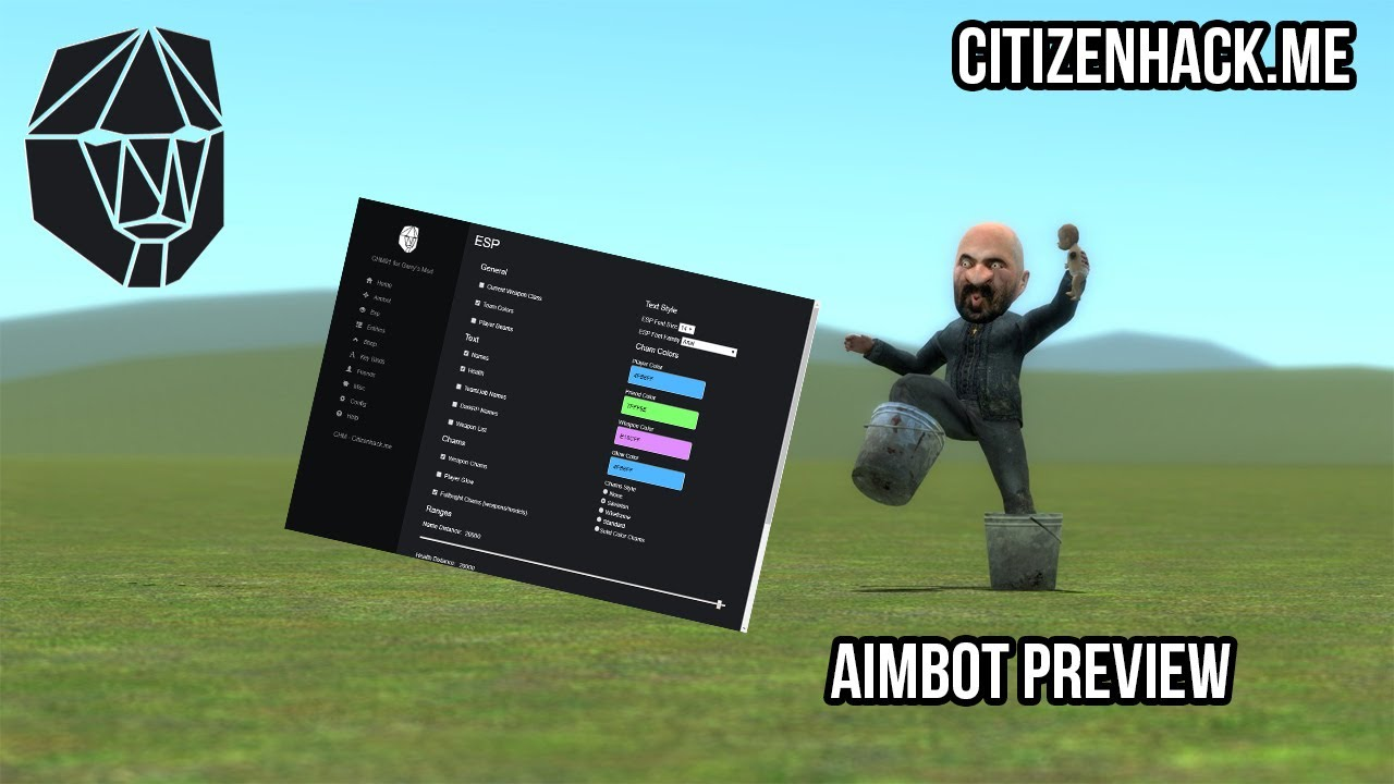 citizen hack aimbot not working