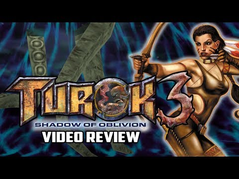 Turok 3: Shadow Of Oblivion Review - GmanLives
