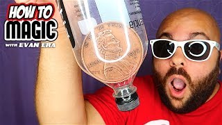 10 MAGIC COIN TRICKS!