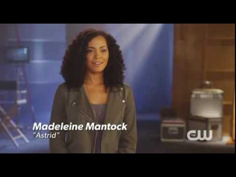Madeleine Mantock Discusses Her Character Astrid