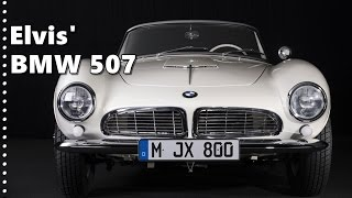 Elvis Presley's BMW 507 Restoration Documentary