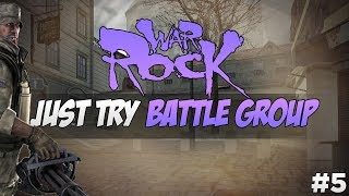 WarRock Commentary - Just try some battle group Episode 5