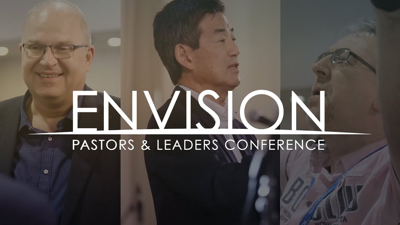 Envision Pastors and Leaders Conference 2019