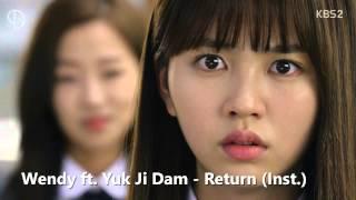 Wendy (Red Velvet) ft. Yuk Ji Dam - Return (Instrumental)