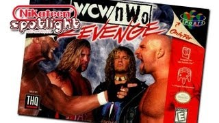 Spotlight Video Game Reviews - WCW/nWo Revenge (Nintendo 64)