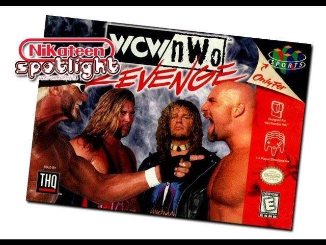 Spotlight Video Game Reviews Wcw Nwo Revenge Nintendo 64 Youtube