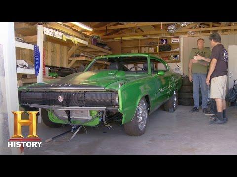 Counting Cars: Bonus: Mean Green Machine   History