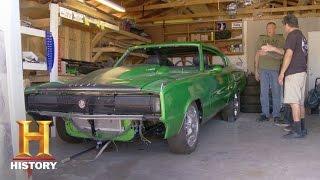 Counting Cars: Bonus: Mean Green Machine | History