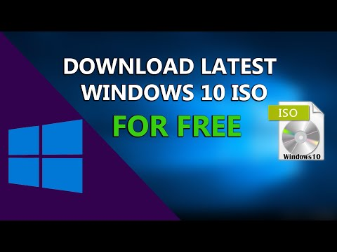 How To Download Latest Windows 10 ISO File For FREE