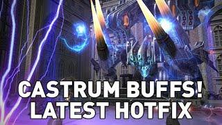 Castrum Lacus Litore Buffs! - Latest FFXIV Hotfix (Feb 15th)