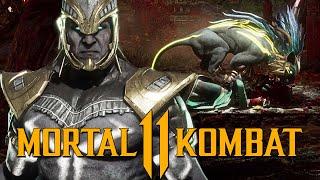 "Mortal Kombat 11 - Kotal Kahn ""Bad Kitty"" Brutality Performed on all characters"