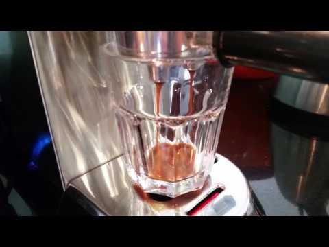 Delonghi EC 680 Espresso Machine Problem