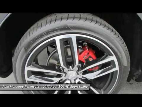 Audi SQ Audi Monterey A YouTube - Monterey audi
