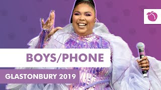Lizzo - Boys/Phone (Live at Glastonbury 2019)