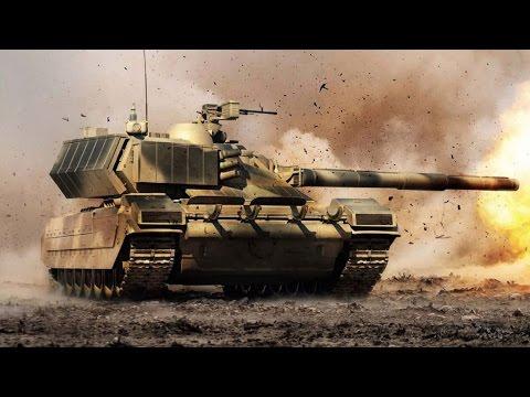 Т-95 «Чёрный орёл»