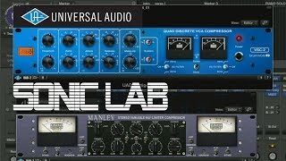 Compressor Shoot Out: Manley Variable MU VS Brainworx VSC-2