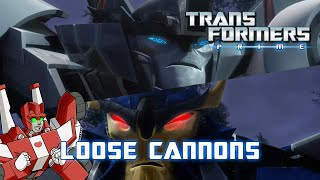 Transformers Prime Review  Loose Cannons