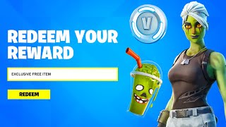 HOW TO GET FŔEE ITEMS CODES IN FORTNITE! (Free Codes)