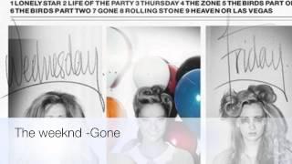 The Weeknd - Gone (Lyrics)