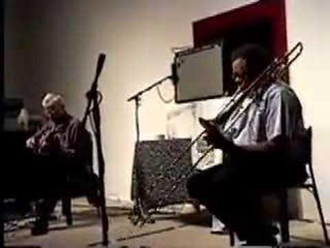 Derek Bailey George Lewis Duo