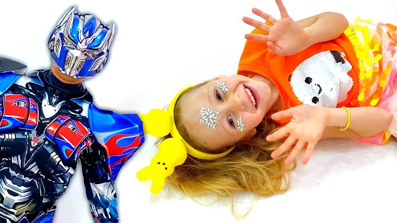 नस्त्या को एक ऐसा खिलौना मिला जो इच्छाओं को पूरा करता है