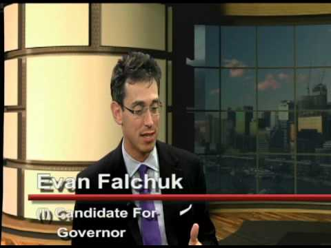 Political Update Interview with Evan Falchuk