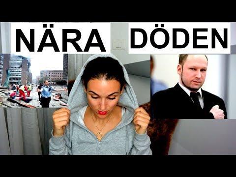 Nära döden i terror attacken i Oslo 2011-  STORYTIME