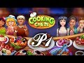 Funny kids game Cooking Craze - A Fast & Fun Restaurant Chef 1 - Map 1 to 5