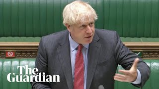 Boris Johnson sets out new Covid-19 restrictions at 'perilous turning point' for UK – watch in full