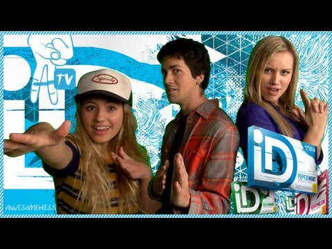 Lia Marie Johnson, JouleTheif, & Gracie Dzienny  Tell Us Ur iD