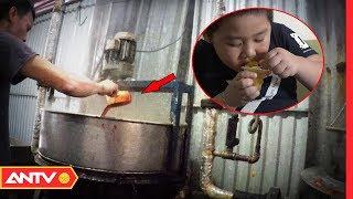 Đột nhập làng sản xuất thạch rau câu siêu bẩn | An toàn sống | ANTV