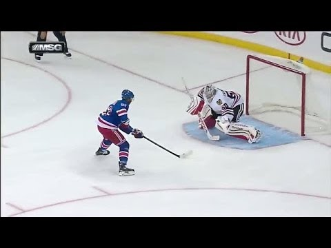 Shootout: Rangers vs Blackhawks