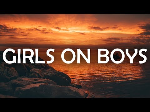 Galantis & ROZES - Girls on Boys (Lyrics / Lyric Video)