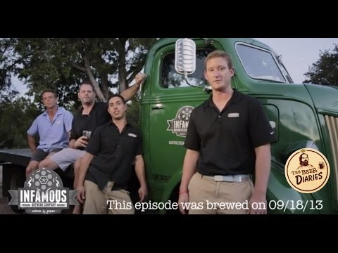 The Beer Diaries #14 Infamous Brewing Company
