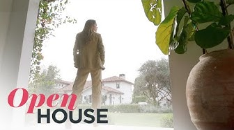 A Designer's Exquisite West Hollywood Compound | Open House TV
