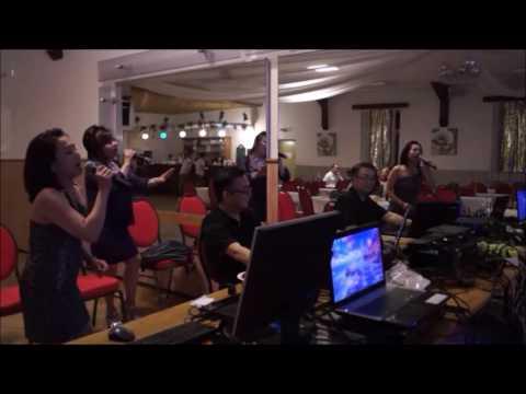 Karaoke & Dancing VTNA 2 - Chị Mỹ Duyên đến từ Hamburg
