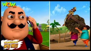 Kaidee Chingum - Motu Patlu in Hindi - 3D Animation Cartoon - As on Nickelodeon