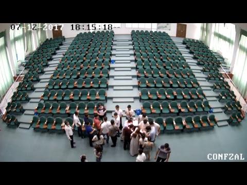 Conference Hall - MDIS Tashkent Entrance Examination (12.07.2017)