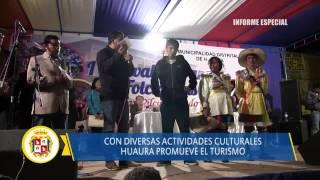 09 04 DISTRITO DE HUAURA - Sede del Día Mundial del Turismo