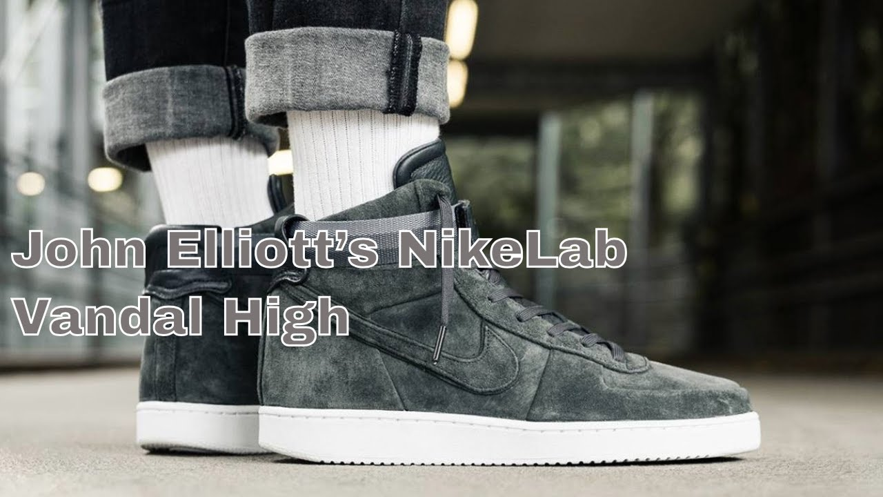 official photos 20a01 6a9d4 John Elliotts NikeLab Vandal High